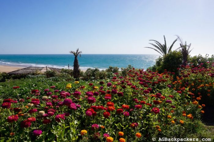 Ocean view and the eden garden Asilah