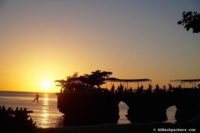 Stunning Sunset at Spider House near Diniwid Beach - Boracay, Philippines