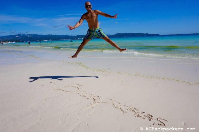 AGBackpackers For Ever - White Beach, Boracay, Philippines
