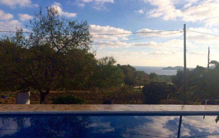 Maison Louer sur Airbnb à Ibiza avec vue de ouf