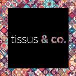 Logo Tissus & Co