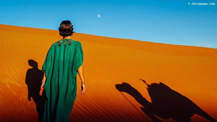Azalai Desert Camp