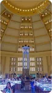 Reloj del Central Market