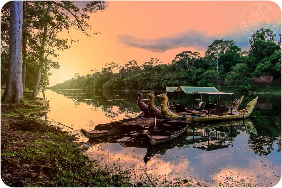 Viajando por Camboya