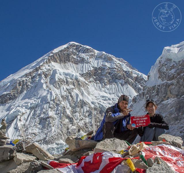 Campamento Base del Everest, Nepal
