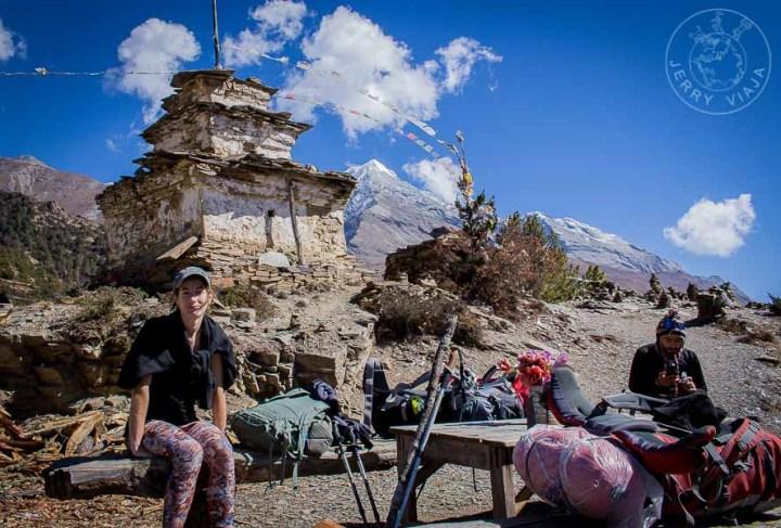 Upper PIsang, Annapurna Circuito, Nepal