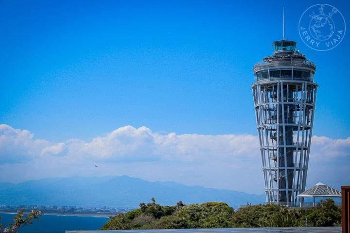 La Vela del Mar, Enoshima, Japón