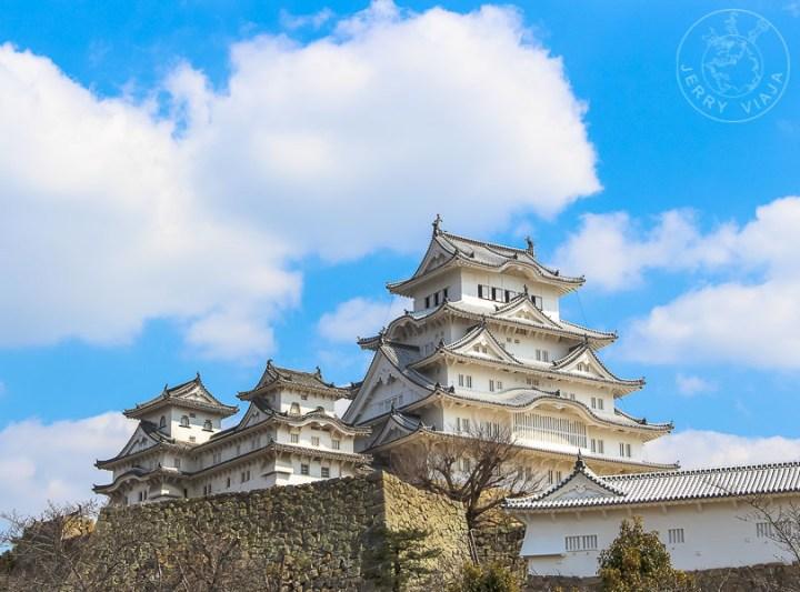 Castillo de Himeji, Japon