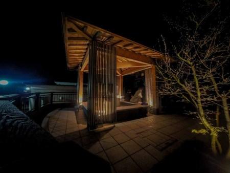 Onsen el baño japones, Fuente Termal de Yunakuda