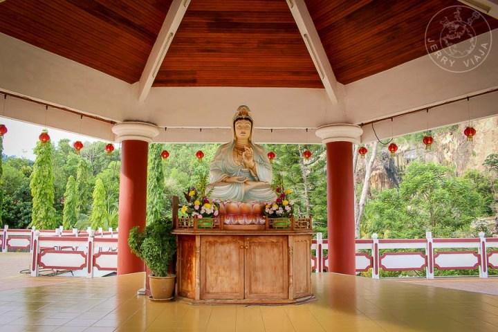 Templo de la Asociación Budista de Pahang, Kuantan, Malasia