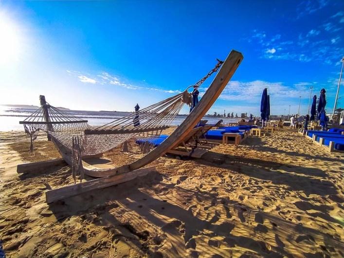 Playa de Essaouira, Marruecos