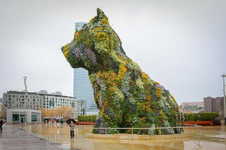 puppy Museo Guggenheim Euskadi, Bilbao España