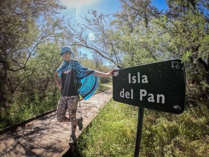 Isla de Pan,  Parque Nacional Tablas del Daimiel.