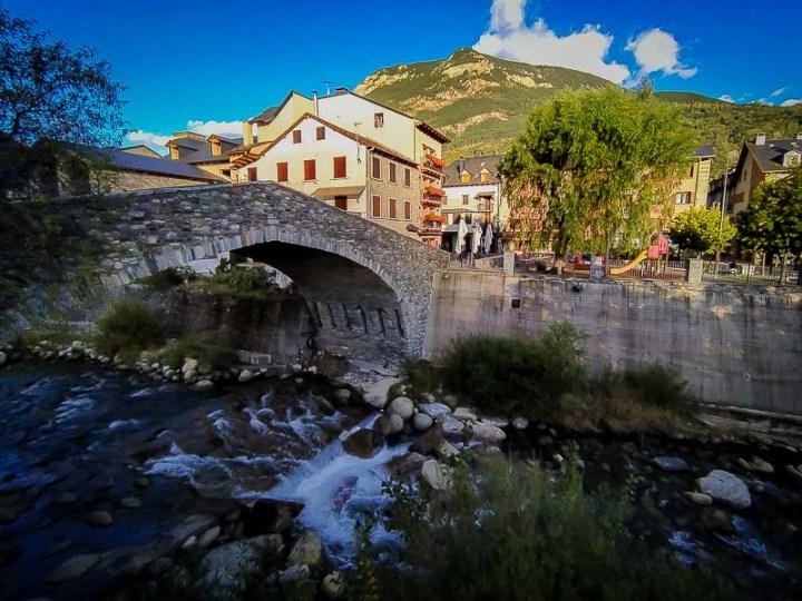 Benasque, Aragon, España