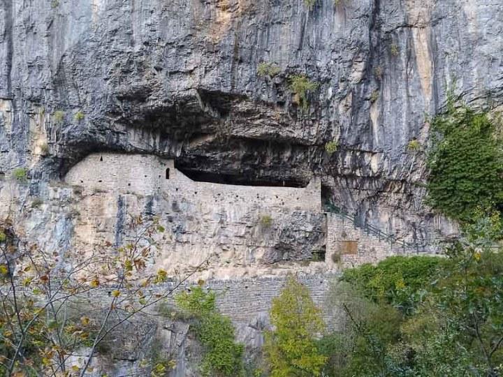 Ermita de San Úrbez Cañon de Añisclo, Parque Nacional de Ordesa y Monte Perdido