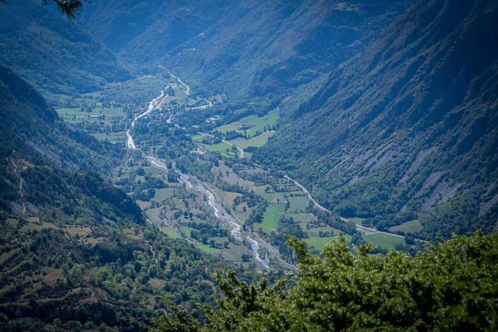 valle del Vall de boí, catalunya, espana
