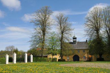 Torhaus, Eingang Park Jersbek (Quelle Bruno Krautz)