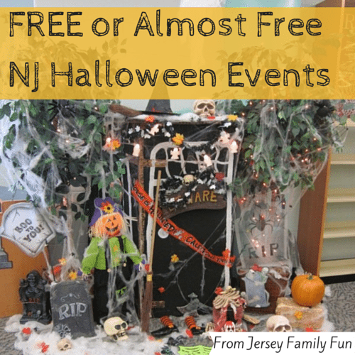 Free Or Almost Free Admission Halloween Events In New Jersey