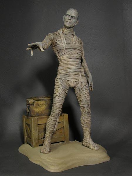 JerseyFest Model Kit  Statue Fair  ILM Star Wars Chief