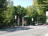 heart of Princeton corner of Nassau and Witherspoo