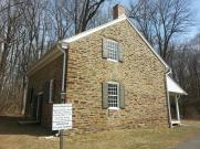 Princeton Friends meeting house
