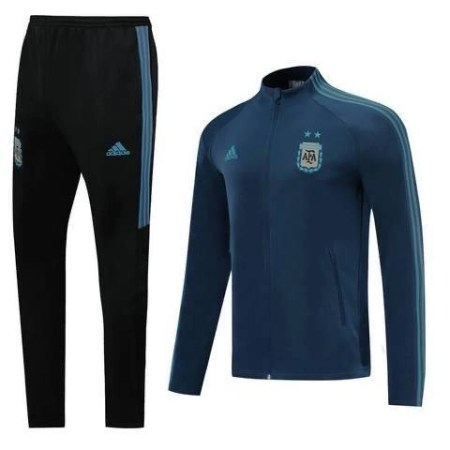 20/21 Argentina Turquoise Tracksuit - Jersey Loco