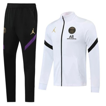 Copy of 20/21 PSG White Tracksuit - Jersey Loco
