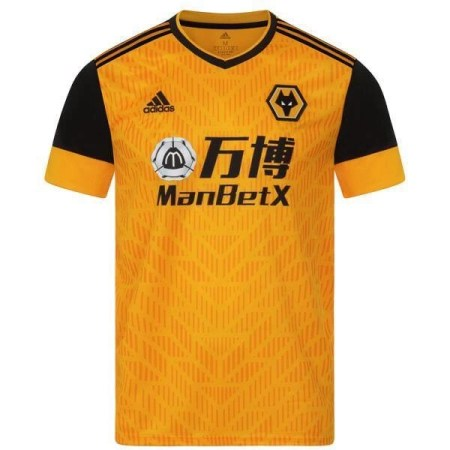 20/21 Wolverhampton Wolves Home Jersey - Jersey Loco