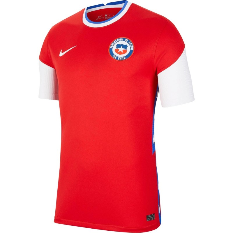 Copy of 20/21 Chile Home Jersey - Jersey Loco