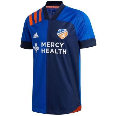 20/21 FC Cincinnati Home Jersey - Jersey Loco