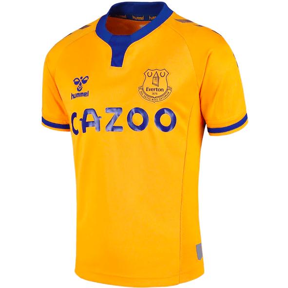 20/21 Everton Away Jersey - Jersey Loco