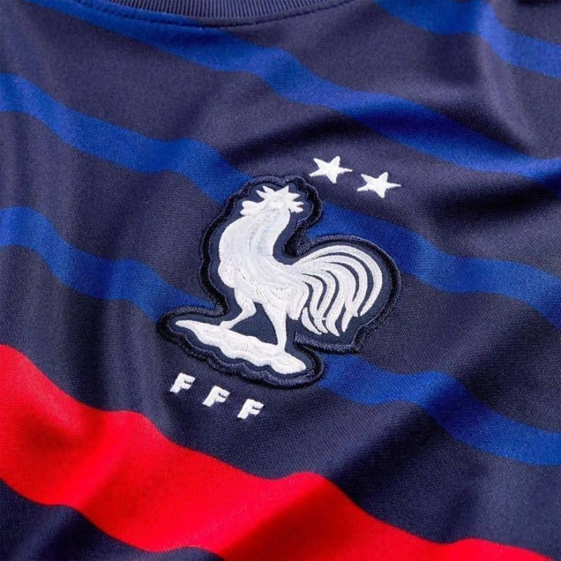 20/21 France Home Jersey - Jersey Loco