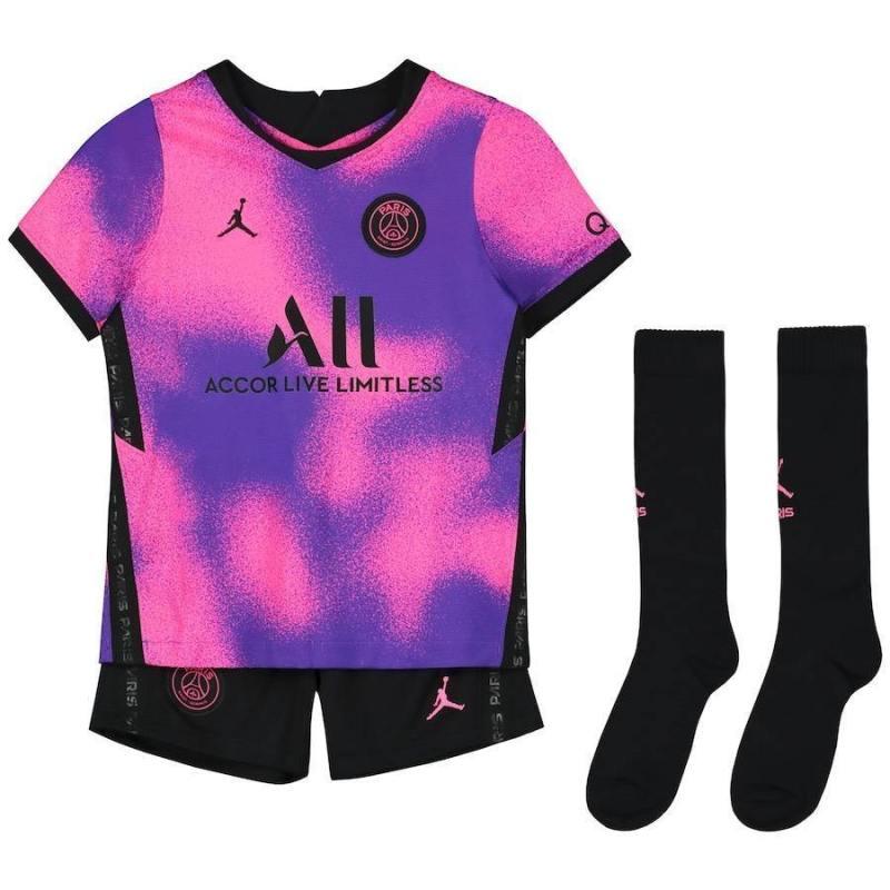Copy of 20/21 PSG Fourth Kids Kit - Jersey Loco