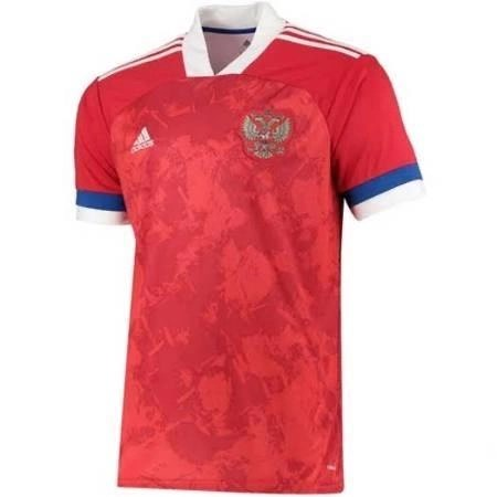 Russia 20/21 Home Jersey - Jersey Loco