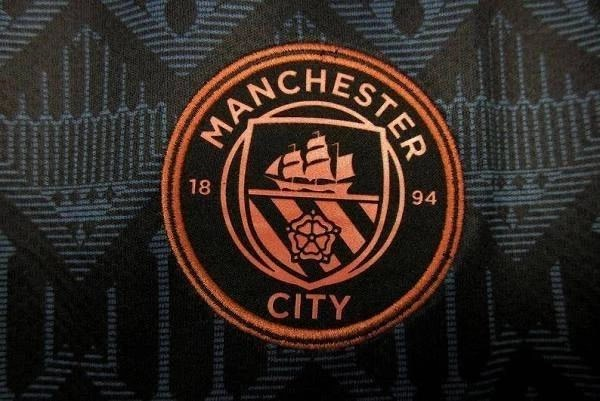 20/21 Manchester City Away Jersey - Jersey Loco