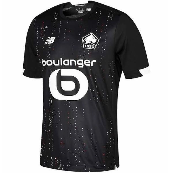 20/21 Lille OSC Away Jersey - Jersey Loco