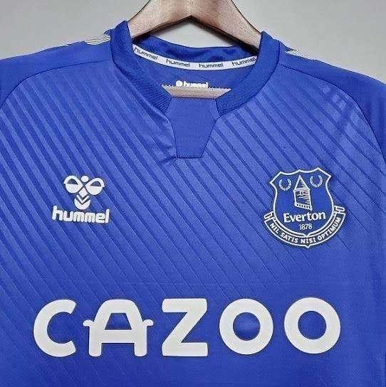 20/21 Everton Home Jersey - Jersey Loco