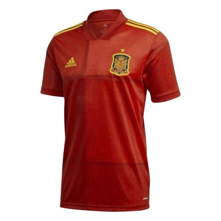 Spain 20/21 Home Jersey - Jersey Loco