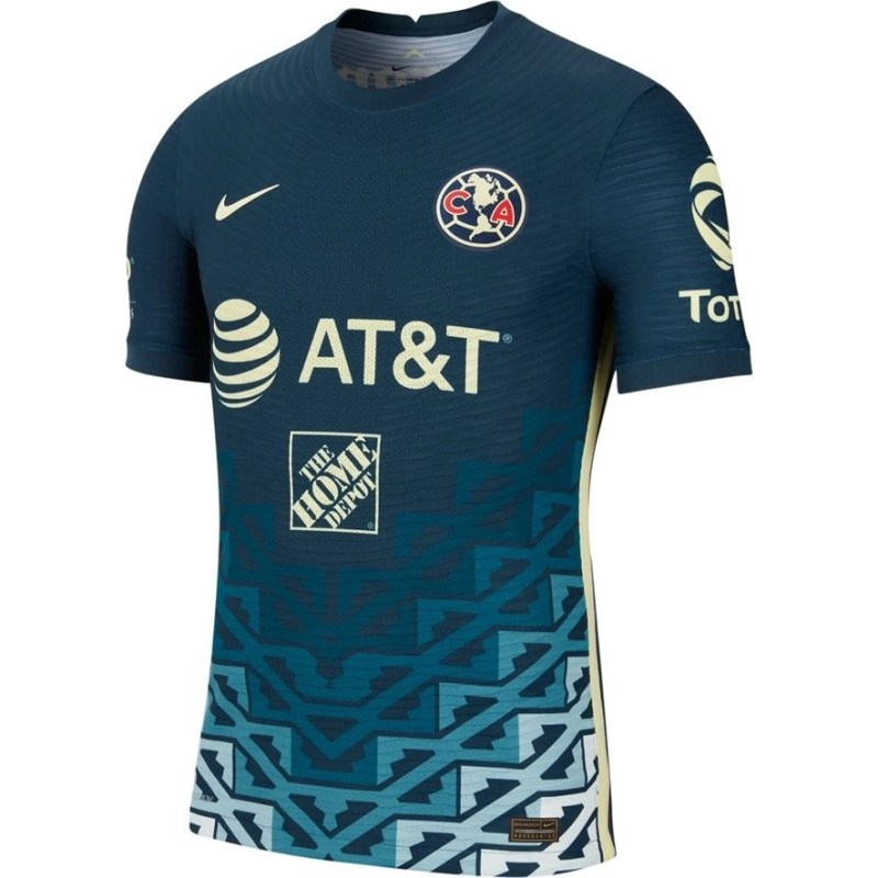 2022 Club America Away Kit Front Image