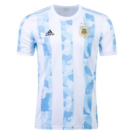2022 Argentina Home Kit Front Image