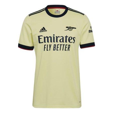 21/22 Arsenal Away Kit Front Image