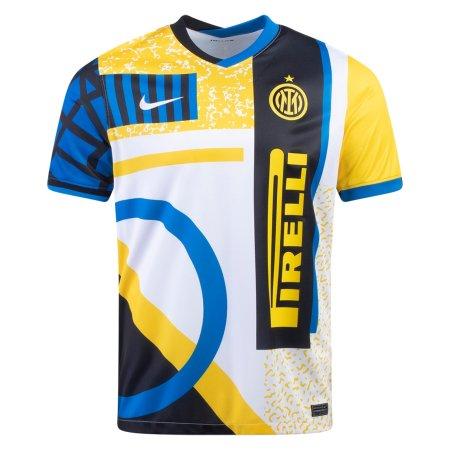 21/22 Inter Milan 4th Jersey Front Image