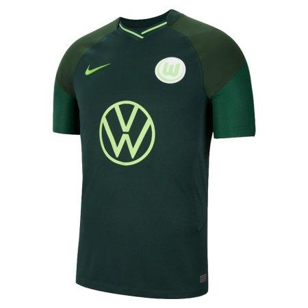 Wolfsburg Away Jersey