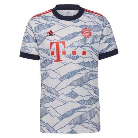 21/22 Bayern Munich Third Jersey Front Image