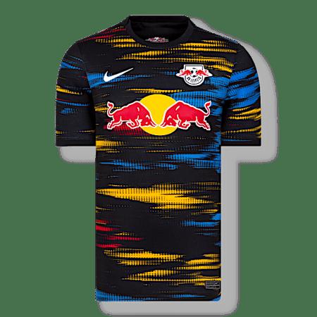 21/22 RB Leipzig Away Kit Front Image
