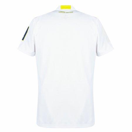 21/22 Leeds United Home Kit Back Image