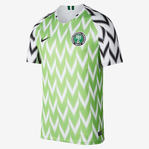 a73b402f8 SKU  45699. Nigeria Super Eagles Home Kit 2018. Shipping Available. The  Nigeria 2018 World Cup home kit introduces an absolutely outstanding design  ...