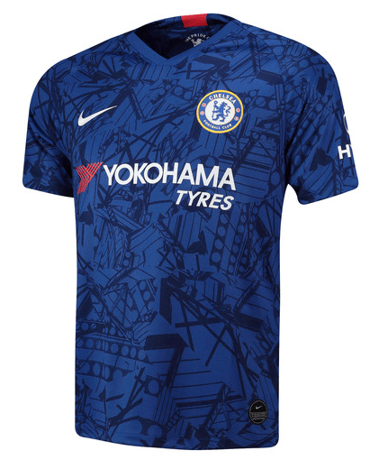 efa374fc6 Buy Chelsea FC Home Kids Jersey 2019/20 | Jerseys & More