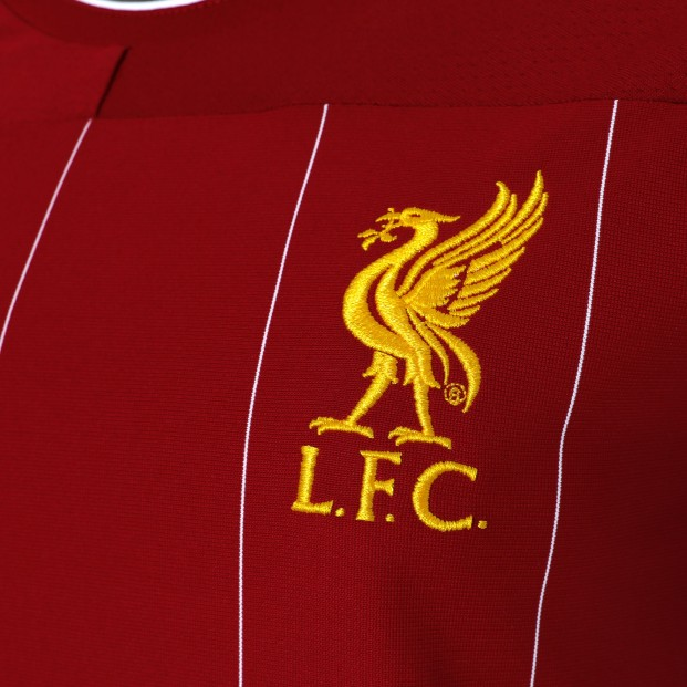 newest d885b e6bda Liverpool Women Home 2019/20 Kit