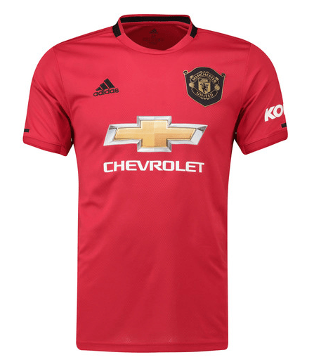 Buy Manchester United 2019/20 Jersey Online